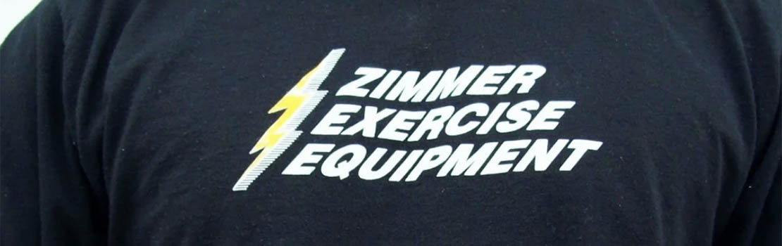 Zimmer Exercise Equipment Logo